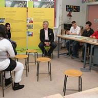 Ausbildung für ausbildungssuchende Hauptschul- SchülerInnen mit Migrationshintergrund